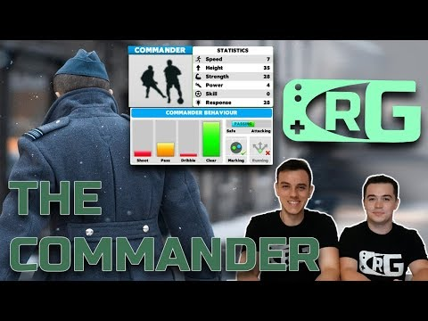 E012 - CRG, Score! Match - Commander:  Strong in defense, scores every corner!