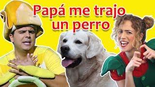 Fozi Mozi y Tutti, papá me trajo un perro   Canciones para niños