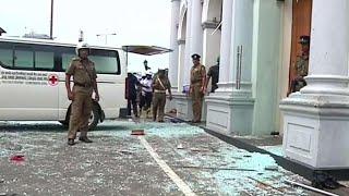 Sri Lanka attacks revenge for NZ mosque shooting: Official