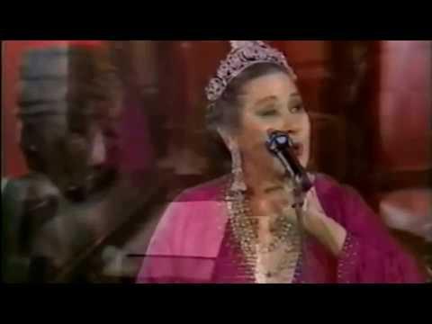 Yma Sumac live Paris Ataypura y La Molina