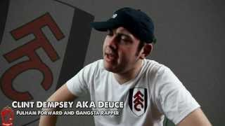 Clint Dempsey: World's Greatest Rapper