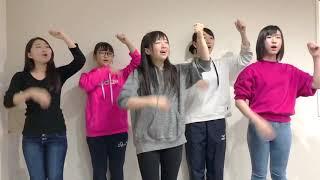 アルプスおとめ / 101回目の桜 (手話ver.)