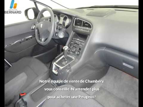 peugeot 5008 occasion en vente chamb ry 73 par peugeot chambery youtube. Black Bedroom Furniture Sets. Home Design Ideas