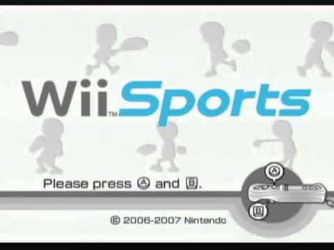 Wii sports music