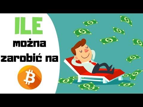 jak zarobić na bitcoin