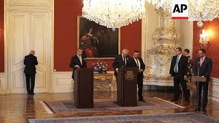 Billionaire Babis sworn in as Czech prime minister