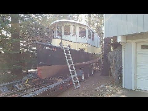 Steam Yacht Walk-Around Before Launching! 4k HD