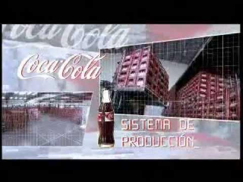 Sistema de Produccion Coca Cola