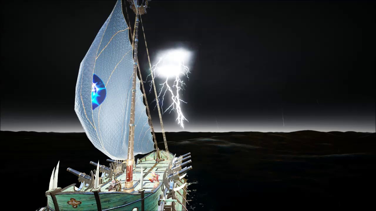 BDO trip to the dark seas