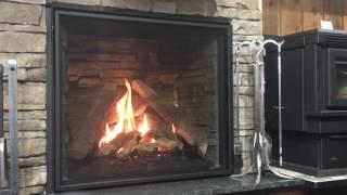 Enviro Q4 Gas Fireplace