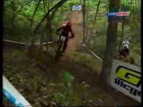 1997 Mountain Bike Downhill World Cup Virginia USA