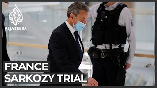 France: Sarkozy found guilty of corruption, sentenced to prison