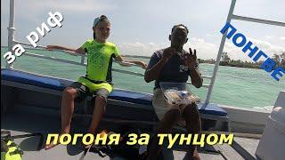Морская рыбалка на Занзибар со своим спинингом