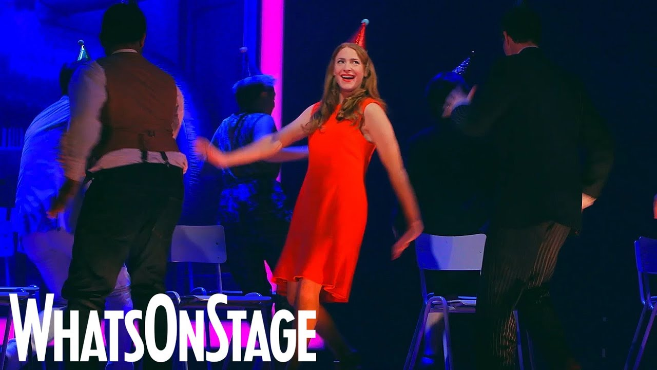 Company in the West End trailer | Watch Rosalie Craig and Patti LuPone  perform