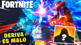 NEW ENEMY IN FORTNITE *DERIVA COULD OPEN THE CHAP* SECRETS AND ROAD TRAVEL THEORIES
