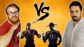 Cem ile Hakan Mortal Kombat X Oynadı - Cezalı