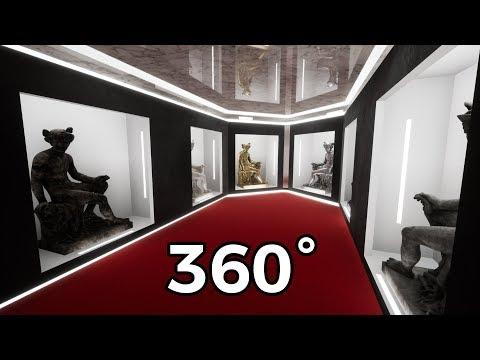 Greek Statues 360°  Demo