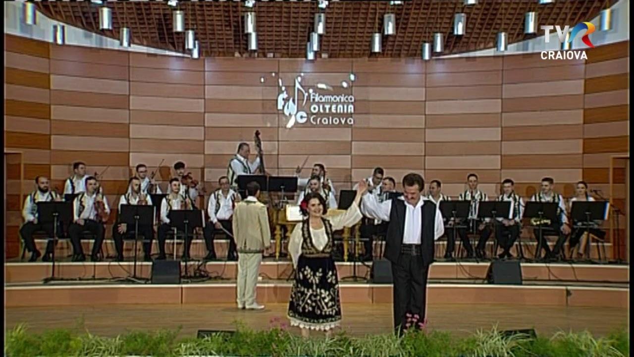 DRAGOSTE DE DRAGOBETE  -  Spectacol extraordinar al Ansamblului Folcloric MARIA TANASE din Craiova