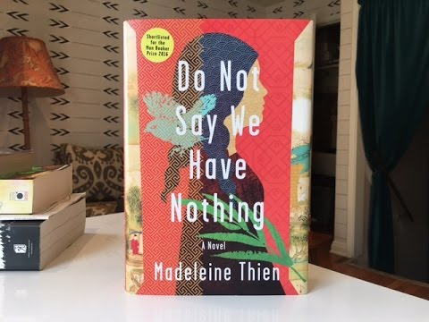 Do Not Say We Have Nothing - Review & Discussion