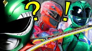 POWER RANGERS Movie - All Secrets and Easter Eggs
