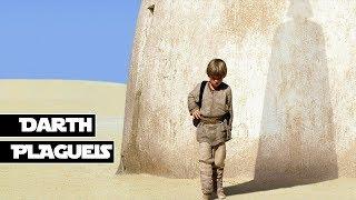 Wie Darth Plagueis eine Vision von Darth Vader hatte!