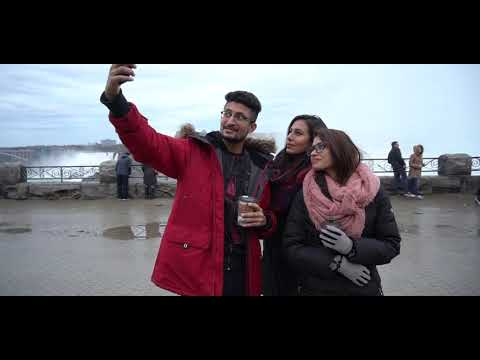 Niagara falls Canada Vlog (Punjabi Students)
