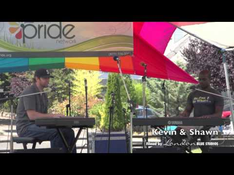 Just The Two of Us (Will Smith Cover) by Kevin & Shawn | London Blue Studios | Live Music Video