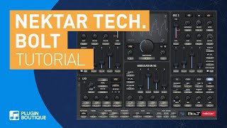Bolt by Nektar Tech | How to 808 Trap Bass Tutorial | Review of Key Features