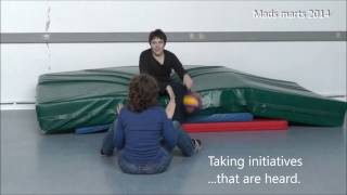 Intensive Interaction: simple activities, complex learning