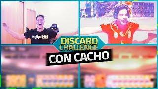 DISCARD CHALLENGE | | FUT 15 | | DOBLE DISCARD CON CACHO