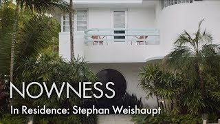 In Residence: Stephan Weishaupt
