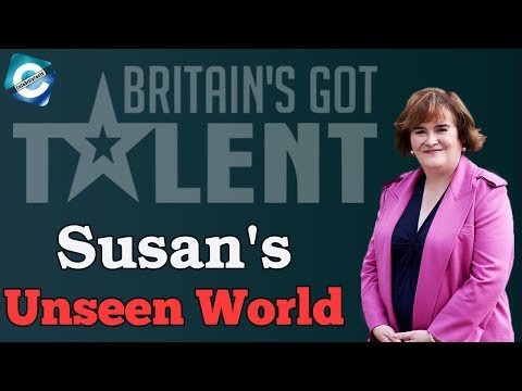 Things You Never Knew About Susan Boyle from Britain's Got Talent
