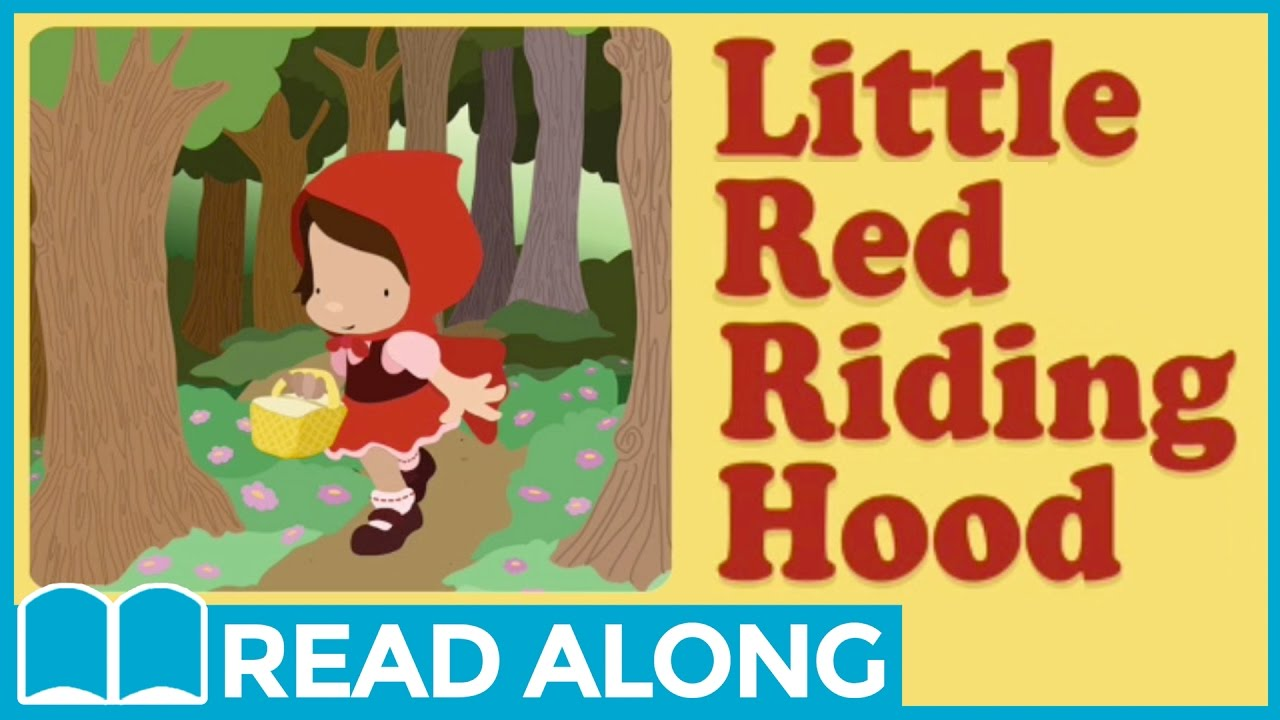 Little Red Riding Hood Readalong Storybook Video For Kids Ages 2