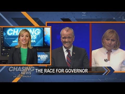 New Jersey Governor Race heating Up