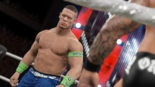 WWE 2K15: First Screenshot, Career Mode, 2K Showcase, Universe Mode & Collectors Edition!