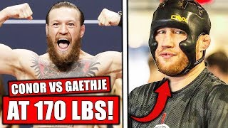Coach wants McGregor vs Justin Gaethje next at 170 lbs, Felice Herrig altercation, Yoel vs Adesanya