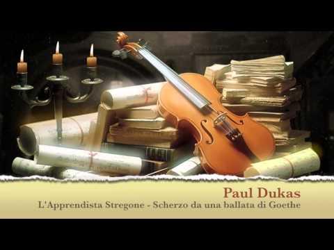 L'Apprendista Stregone (Scherzo da una Ballata di Goethe) - Paul Dukas JUST CLASSICAL !