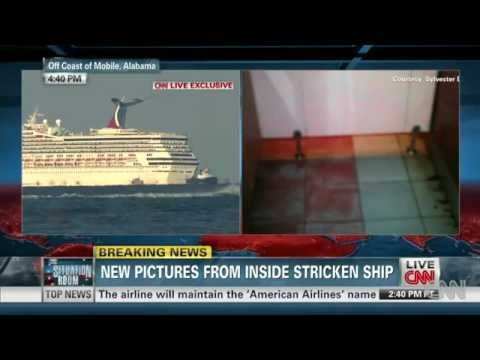 Carnival Triumph Urine And Feces Everywhere Slave Ship Conditions Youtube
