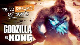 Godzilla Vs Kong | #TeLoResumo