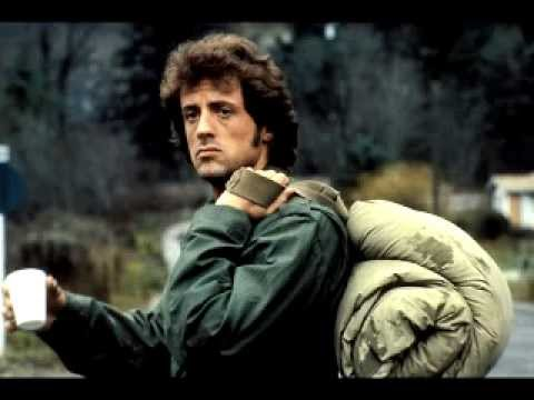 Jerry Goldsmith - First Blood (1982): It´s a Long Road (Instrumental)