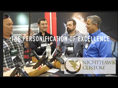 NightHawk Customs-1911 Excellence Personified
