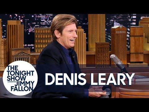 Denis Leary Explains Why Sandra Bullock Should Run for President