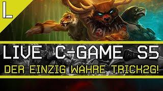 ◄ Der einzig wahre Trick2G! ► #LIVE! 27.03.2015 - Udyr Gameplay [German/HD/S5]
