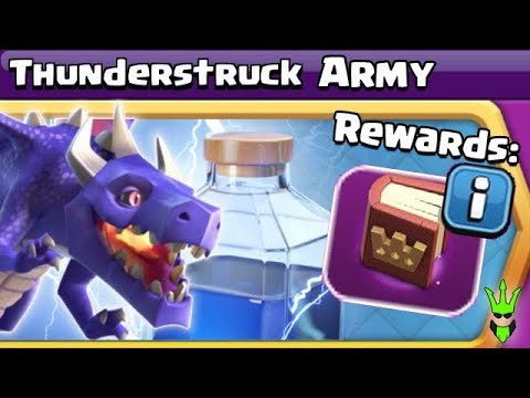 FREE BOOK OF HEROES! - EASY THUNDERSTRUCK EVENT ARMY! - Clash of Clans - Dragloon Army Guide
