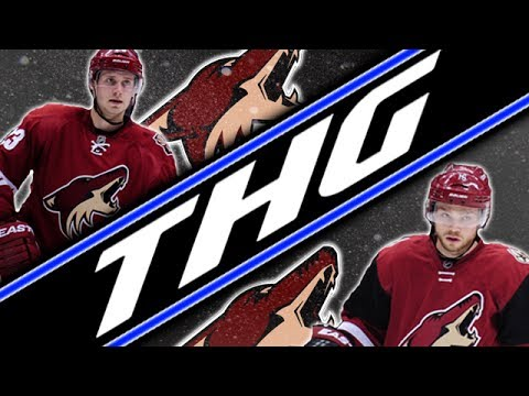 Projecting the 17-18 Arizona Coyotes Lineup