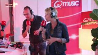Q-music (NL): Stan van Samang & Kristel - All These Years (Live)