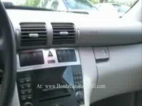 Mercedes C230 Charlotte | Hendrick Automotive | an ...