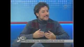 Aderbal Vieira Junior / Dependência por jogos online