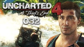 UNCHARTED 4: A THIEF'S END #032 - Wildwasser [ReUp] | Let's Play Uncharted 4