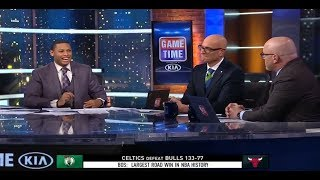 GameTime - Celtics vs Bulls Postgame Talk | December 8, 2018